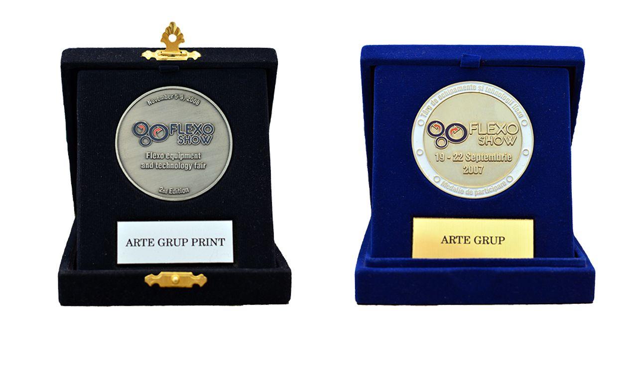 Certificari Medalii Premii ArteGrup